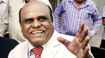 West Bengal DGP visits Justice CS Karnan's house, serves bailable warrant