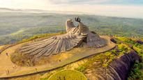 Jatayu Earth Centre and adventure park opens in Kerala
