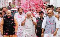 Now, BJP on mission uttar Pradesh