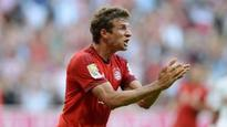 Muller denies Van Gaal contact over Manchester United move