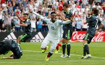 England beat Wales 2-1 at Euro 2016 to top Gro... England's Daniel Sturridge celebrates scoring their second goal. RE...