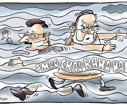 Uttam's Take: Smog Chal Raha Hai