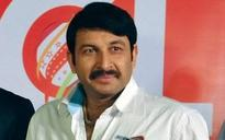 Actor-turned-MP Manoj Tiwari is new Delhi BJP president
