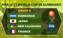 FIFA U-17 World Cup 2017: A look at Guwahati, hosts to 2001 winners France and debutants New Caledonia