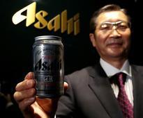 Japan brewer Asahi says it won't bid for SABMiller's East Europe assets