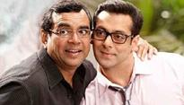 Salman has become calmer: Paresh Rawal