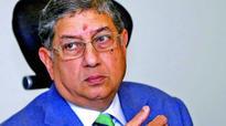 We always support BCCI leadership: N Srinivasan