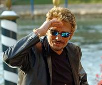 France's king of rock Johnny Hallyday dies fighting lung cancer