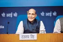 Rajnath: Solution to J&K by 2022
