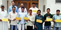 Balbir hands over PALs to loanees