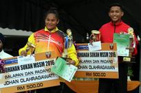 Haiqal and Grace selected for Asian Juniors