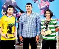 Badminton tourney: Abhishek Kulkarni, Neha Pandit emerge champions