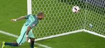 Quaresma heads Portugal into last 8