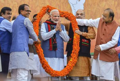 Victories give Modi-Shah steam for Lok Sabha fight