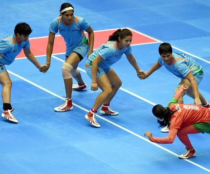 Kabaddi: India's men and women ease into semis at Asian Games