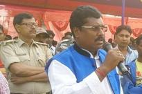 Jharkhand BJP chief Tala Marandi sacked for speaking against own government