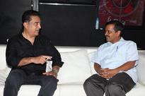 Confident Kamal Haasan will break AAP's Delhi record: Arvind Kejriwal