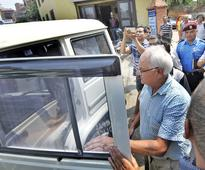 Kanak Mani Dixit remanded to custody for 10 days