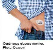 High-Tech Blood Sugar Monitors May Help People With Type 1 Diabetes