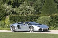 Existence Of Lamborghini Aventador S Revealed As Lamborghini Files Patent