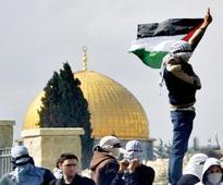 First Intifada begins in Palestine