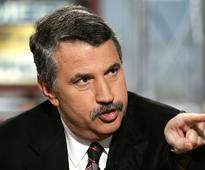 Tom Friedman needs to get an inoculation (attacking BDS) before he can say how bad Israel is