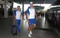 Australia arrive in Chennai for limited overs tour