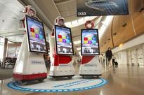 San Jose Airport Introduces Customer Service Robots