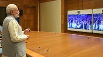PM's address at inaugural session of Rail Vikas Shivir in Surajkund, via video conferencing