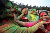 Happy Holi 2018: Nation celebrates festival of colours