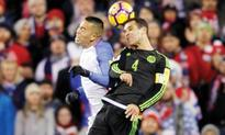 Marquez goal lifts Mexico to win over US