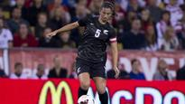 Football Ferns captain free to play after red card gets overturned
