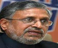 Reduced share in taxes will impinge on states' finances, says Sushil Modi