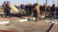 70 Iranian Pilgrims Among 100 Civilians Martyred in Car Bombing Near Baghdad