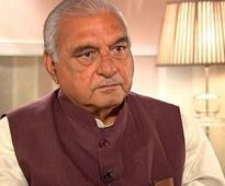 Former Haryana CM Bhupinder Hooda blames central govt's 'anti