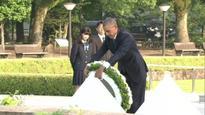 Trump questions Obama over Hiroshima trip