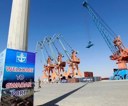 India must be wary about China's plans for a Pakistan port