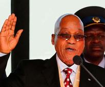 South Africa's Jacob Zuma resigns as president