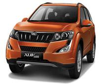 Mahindra XUV500 Special Edition Unveiled At Automobile Barcelona