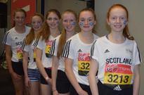 Scotland U17 Women land gold in London