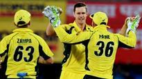 India v/s Australia, 2nd T20I: Jason Behrendorff stars as Australia win by 8 wickets in Guwahati