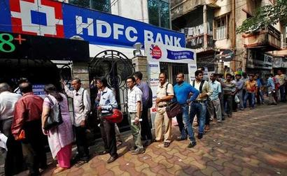 GDP growth slows to 7.1% in year of demonetisation