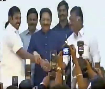 Revolts, split, merger: The ups and downs of the AIADMK