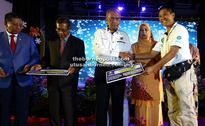 Sepuluh NGO nerima RM100,000.00 ari Adenan