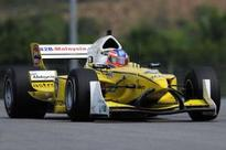 A1GP driver Aaron eyes a hattrick of wins