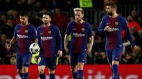 Champions League: Self-destructing AS Roma gift first leg win to Barcelona
