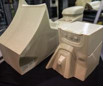 Ford Motor plans to use 3D printing technology for making large auto parts