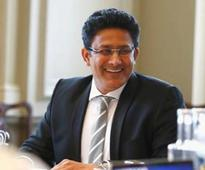 Anil Kumbles support for DRS was instrumental: ICC