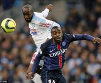 Marseille 1-2 PSG: Zlatan Ibrahimovic and Angel di Maria on target as Ligue 1 leaders move 24 points clear at top of the table