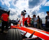 Formula E Race 2017: Mahindra Racing Secures Double Podium Finish In New York